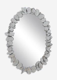Capri Oval Mirror