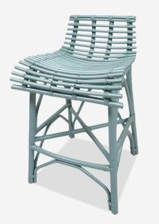 (LS) Franklin Counterstool-Sky Blue..CBM:0.17