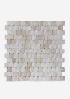 Terrace Wood Mosaic - Chiffon (15.75X1x15.75) = 1.72 sqft