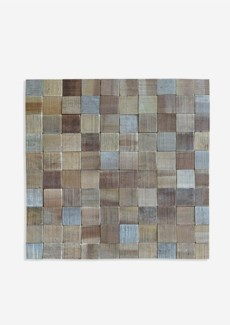 (LS) Kayu Checkerboard (15.75x15.75x.4) = 1.72 sqft
