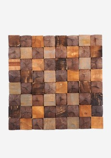 Aztec Patchwork (15.75X15.75X1.18) = 1.72 sqft