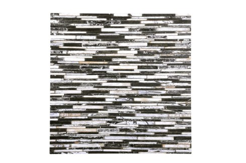 (LS) Valley Wood Mosaic -  Mixed Denim (16.54X16.54X0.2)  = 1.90 sqft