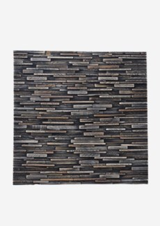 Valley Wood Mosaic - Mixed Slate (16.54X16.54X0.2)  = 1.90 sqft