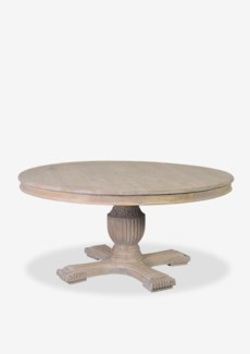 (LS) Round Edmond DiningTable (63X63X31)....