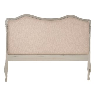 Sultan Hand Painted Upholstered Headboard (78.7x2.8x60)