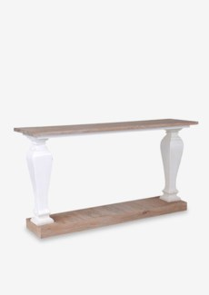 (SP) Hamilton Carving Console Table (59X16X31)....
