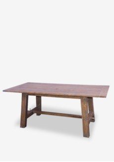 "Promenade 71"" rectangle dining table(71X35.5X30)"