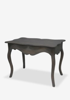 "(SP) Promenade 42"" Table-Grey Rustic..(42X25X30).."