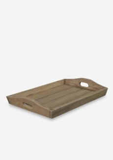 Promenade Tray (1 box=2pcs)(23.75X15.75X3.5)