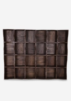 Avery Custom-Stackable Cube Bookcase (sold per cube) (16x18.5x14)