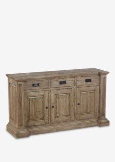 Lorraine Cabinet with 3 Doors & Drawers (64x20x35)