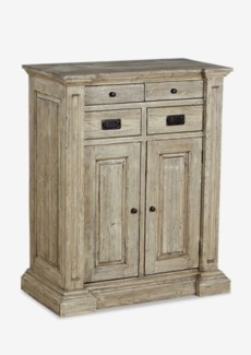 Lorraine Cabinet with 4 Drawers and 2 Doors (39x20x47)