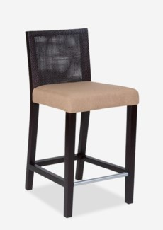 Espa Counter Stool (min qty 2 pcs) (18x20x38)