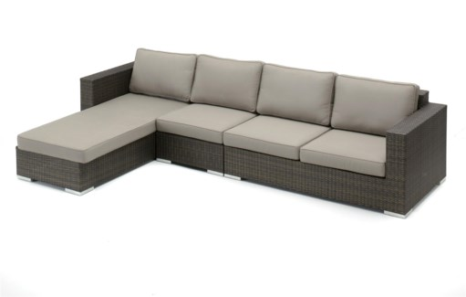 Pisa Sectional with Chaise Lounge (Right Side)