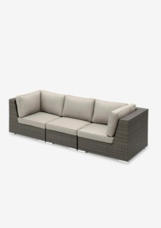 Pisa Sectional (2 Corners + 1 Center)