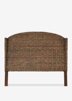 (SP) Greene Rattan Headboard - Queen..- K/D (68x6x60)..