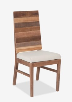 (SP) Sedona Dining Chair - Recycled Teak (18X23X40)