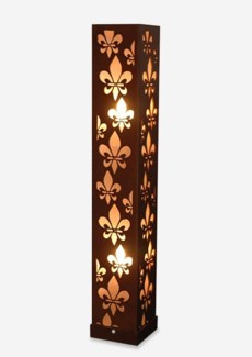 Rizatti Standing Lamp-Medium (9x9x53)