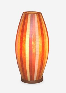 Sedona Mosaic Table Lamp – M (Brown Color) (10X10X20.5)