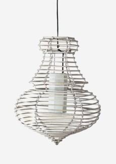 Sienna Hanging Lamp (L) (20X20X25)