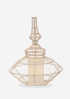 (LS) Silhoutte Table Lamp Wide B..(18.5X18.5X24)..