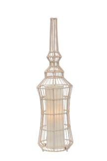 (LS) Silhoutte Standing Lamp Wide C..(10X10X35.5)..