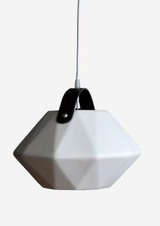 (SP) Javea modern fiber pendant-Small..(11X11X10)..