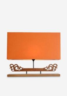(LS) Bally Table Lamp (23x7.5x14)