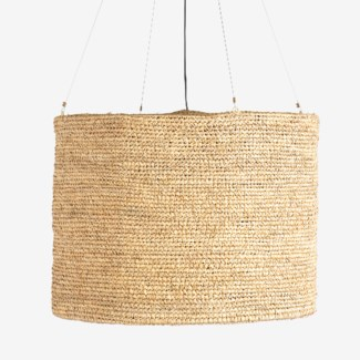 Giavanna Hanging Lamp - Cream