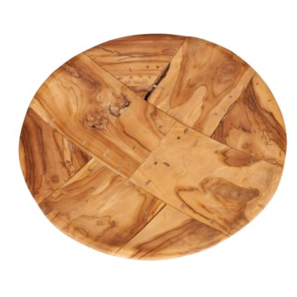 Driftwood decorative bowl - Large(23.5X23.5X5)