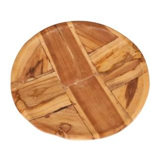Mosaic Wood Bowl - Medium