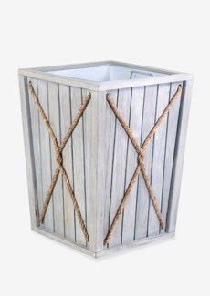 Planter Box with rope accent - Large
