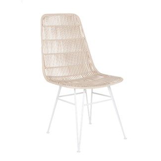 Outdoor Open Weave Chair-Minimum quantity 2 (20X22X35)
