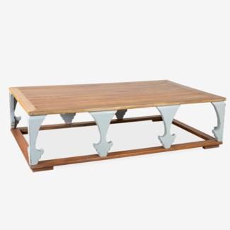 (SP) Epirus Coffee Table-Ant Light Grey (63X39X18)