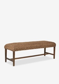 (SP) Woven Natural Bench..(55x18x18.5)..