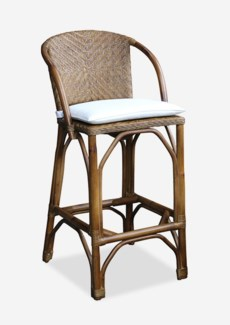 Maples Barstool - antique brown