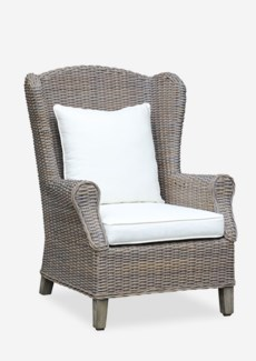 Seascape Wing Back Chair
