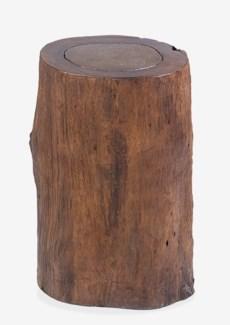 Hillside Organic wood side - Antique Brown