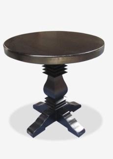 "Griffen 25.5"" Black Matte Bistro Table(25.5x25.5x26)"