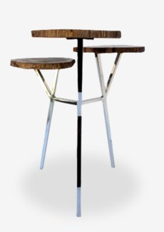 Uptown Side Table set of 3 (19.75x19.75x31.5)