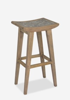 (SP) Cocomosaic Bar Stool (17X14X30)....