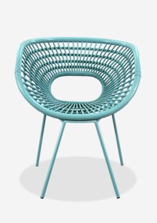 Origin  Chair-Sky Blue (27x24x32.5)