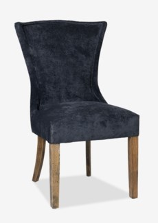 (LS) Liam Upholstered Side Chair..(26X23.6X38)....