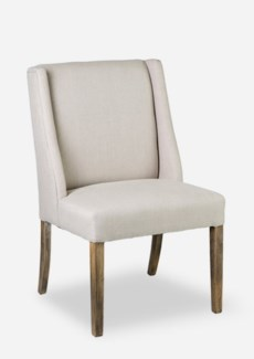 Eva Upholstered Side Chair 2pcs/box..(23.6X22X37)......
