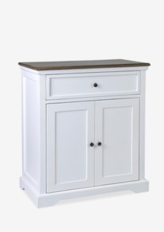 Naomi Cabinet with 2 Doors and 1 Drawers (29.5X16X33.5)