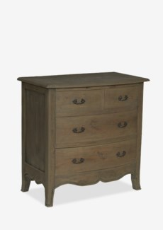 Remington Small Dresser with 4 Drawers (33x19x33)