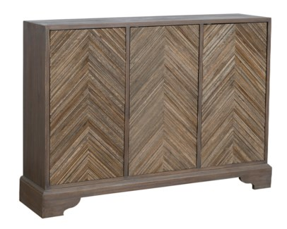 New Moza  Alsac Server With Herringbone grey tiles (47x12x35)