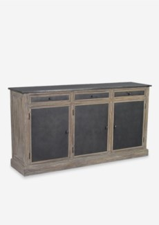 Ellingston Sideboard With 3 Doors and 3 Drawers (65X16X34)