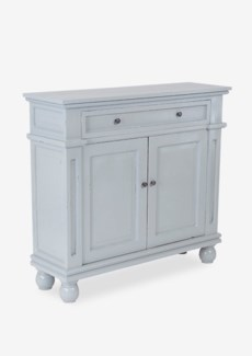 Marcy Cabinet with 2 Doors and 2 Drawers - Fog (40x12.5x36)