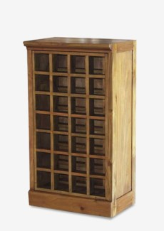 Napa Wine Cabinet Top (21x14x38)